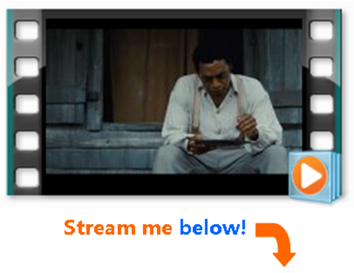 Picture of 12 Years A Slave Film Clip - Solomon, Let Me Weep