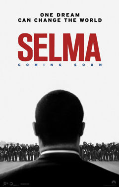 Picture of SELMA TEASER POSTER
