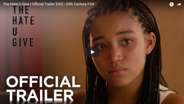 Picture of  THE HATE U GIVE - Trailer