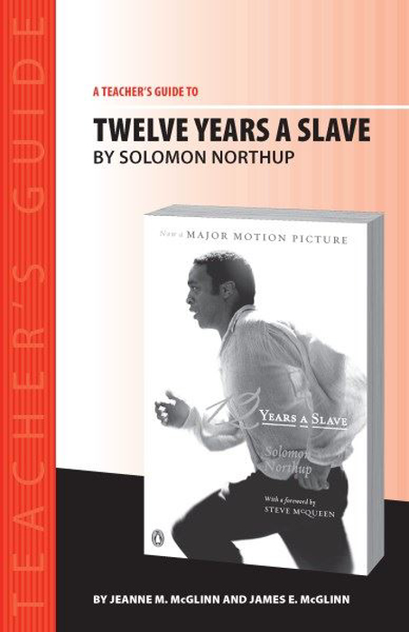 Picture of 12 YEARS A SLAVE TEACHER'S GUIDE