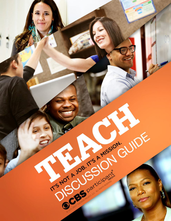 Picture of TEACH DISCUSSION GUIDE