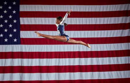 Picture of THE GABBY DOUGLAS STORY IMAGE SET #1