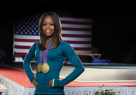Picture of THE GABBY DOUGLAS STORY IMAGE SET #2