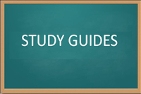 Picture for category Study Guides