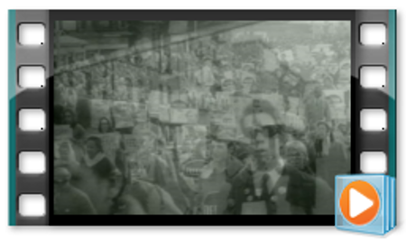 Picture of SELMA Lesson Prompt - Univ Newsreel Pettus Bridge PART 1