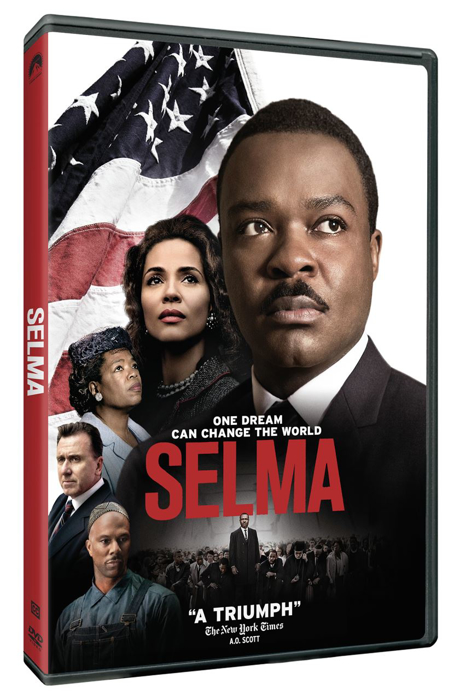 Picture of SELMA DVD BOX IMAGE