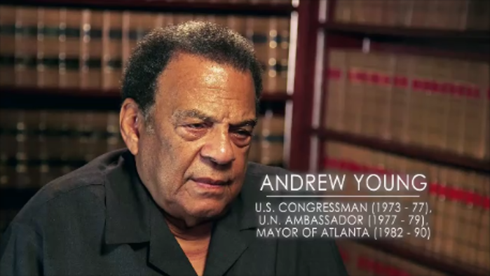 Picture of SELMA DVD EXCLUSIVE - Legends Among Us - Andrew Young - Streaming Content Only