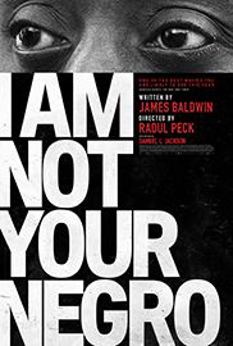 Picture of I Am Not Your Negro - Downloadable Poster
