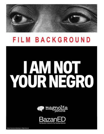 Picture of I Am Not Your Negro - Film Background