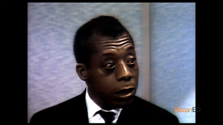 Picture of Baldwin - Lesson Prompt Nature of Oppression 2