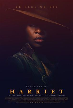 Picture of HARRIET TEASER POSTER