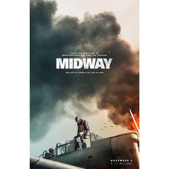 Picture of MIDWAY DIGITAL TEASER POSTER