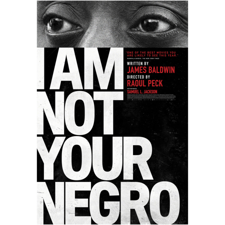 Picture of I AM NOT YOUR NEGRO