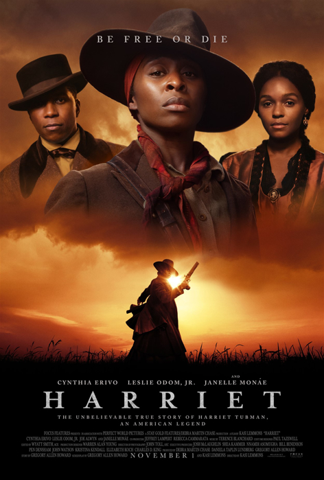 HARRIET - OFFICIAL MOVIE POSTER