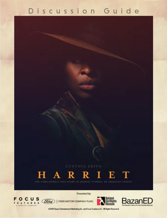 Harriet Discussion Guide