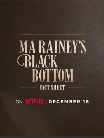 Ma Rainey's Black Bottom Fact Sheet Cover Image