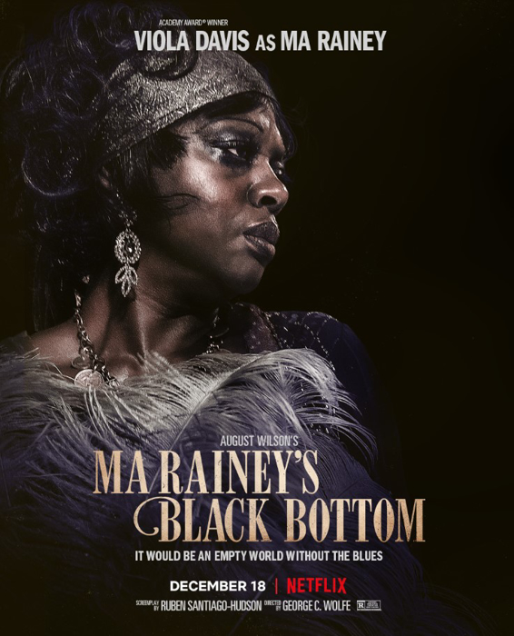 Ma Raineys Black Bottom Character Posters Image