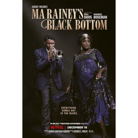 Ma Rainey's Black Bottom Poster Image