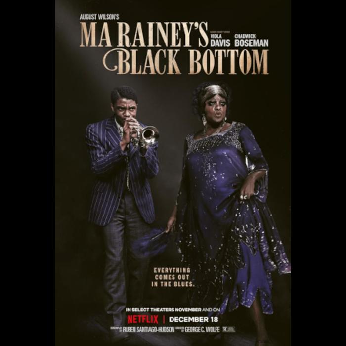 Ma Rainey's Black Bottom Poster Image