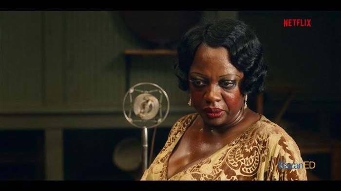 Ma Rainey's Black Bottom - Lesson Prompt #1 - Black Women in Entertainment